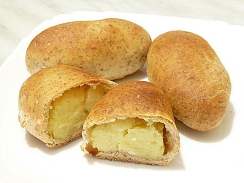 Пирожки с картошкой