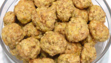 Печенья с тыквой Pumpkin cookies