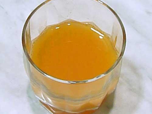 _Тыквенный сок Pumpkin juice