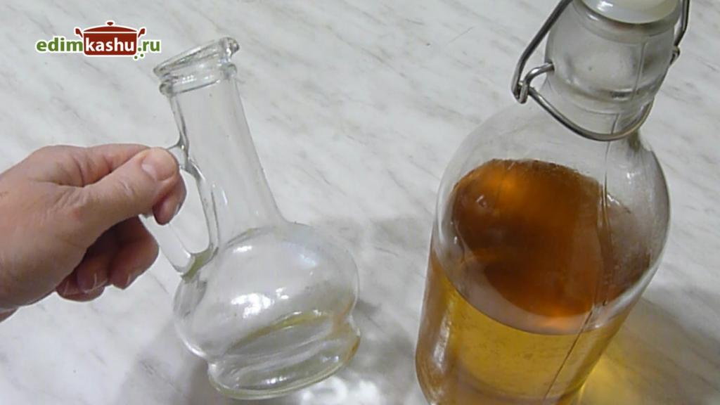 как отмыть бутылки