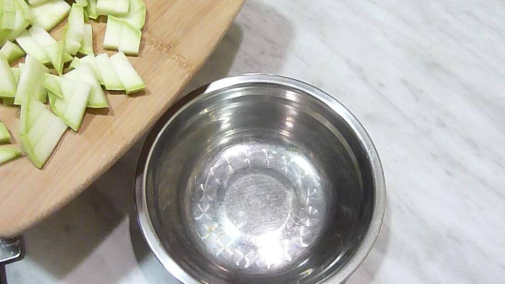 гречка с кабачком
